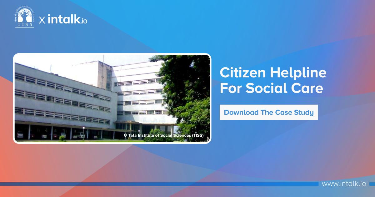 Citizen Helpline For Social Care