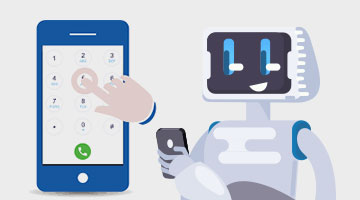 Automated Dialer – Outbound Call Center Software - Intalk.io