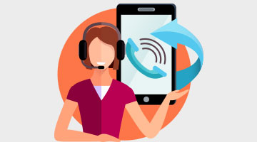 Mobile Agent feature in Contact center software