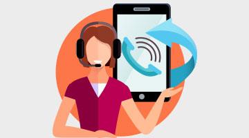 Mobile Agent - Intalk.io