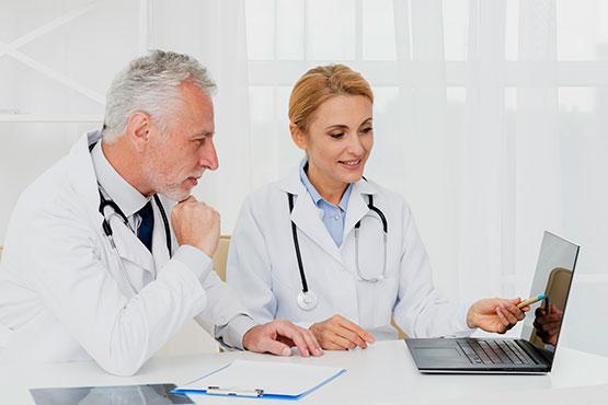 Ticketing for Hospitals - Intalk.io