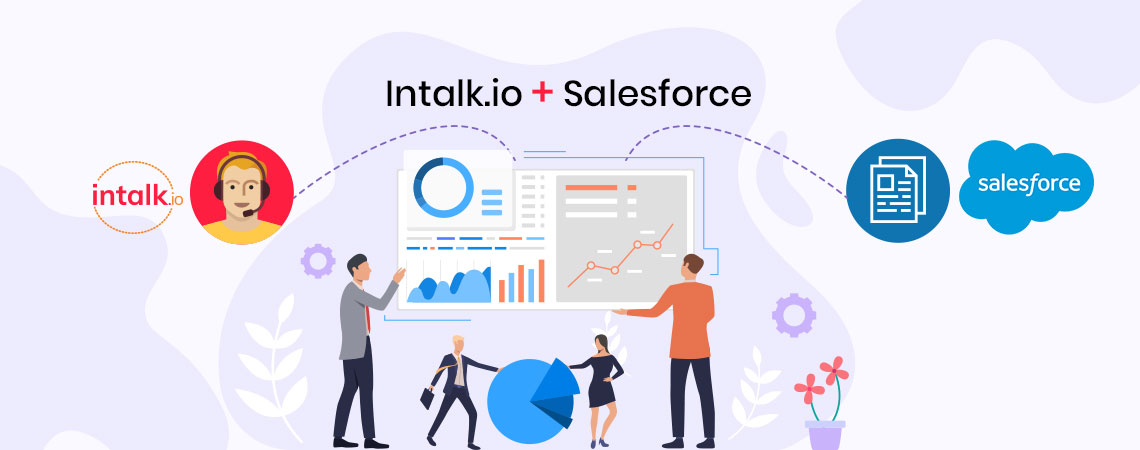 Salesforce Integration - Intalk.io